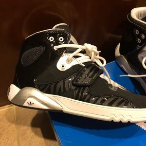 New Adidas women hightop